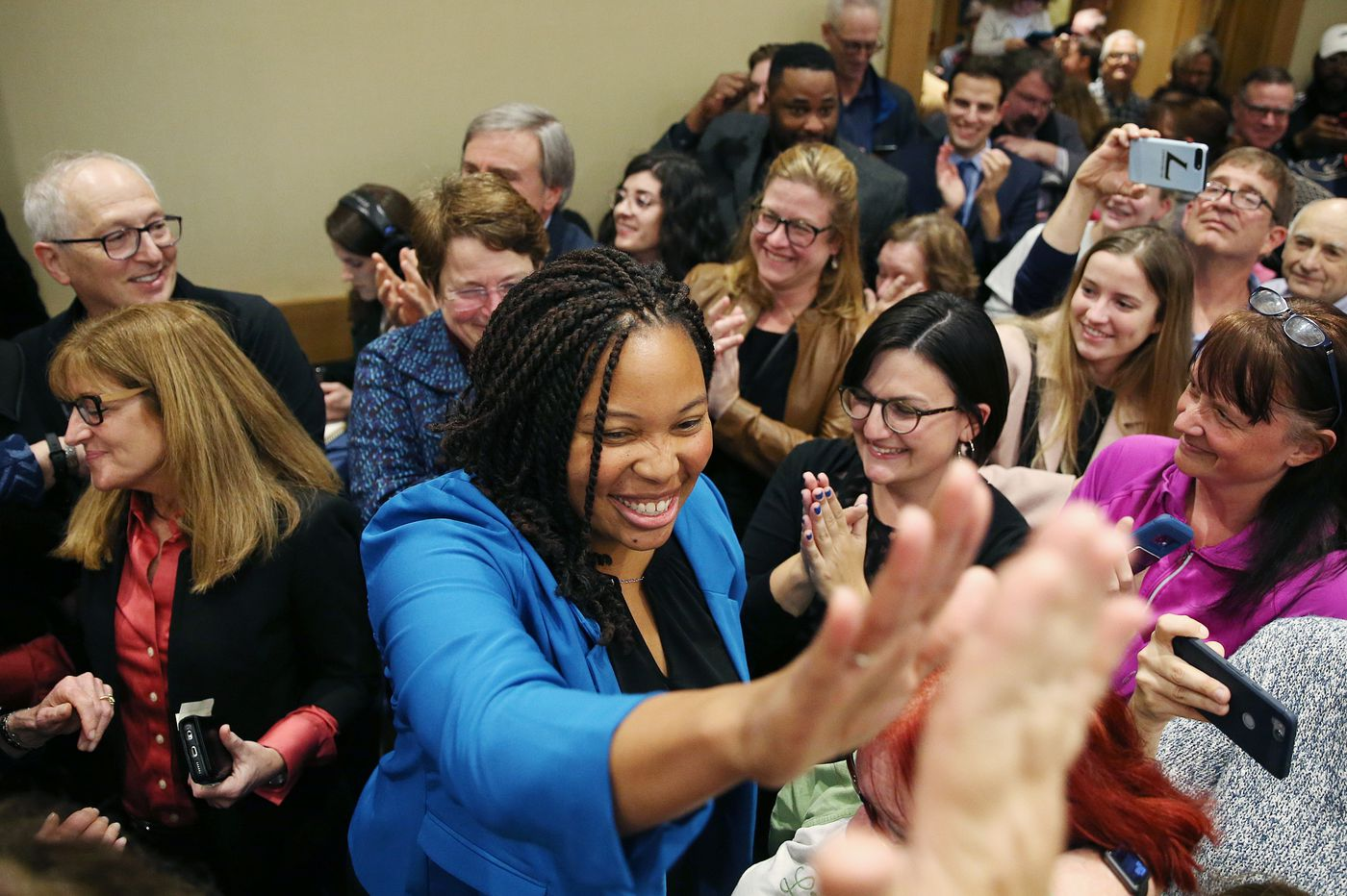 Democrats make history by winning control of Delaware County